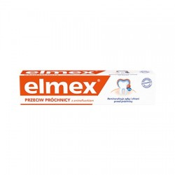 ELMEX Pasta d/zębów przeciwpróchnicy 100ml