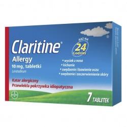 Claritine Allergy tabl. 0,01g x 7 tabl.