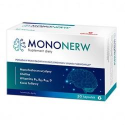 Mononerw, 30 kapsułek