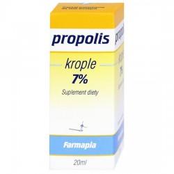 Propolis 7% krople 20 ml