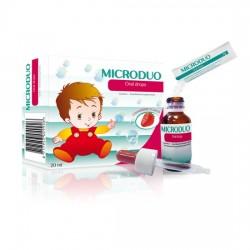 MICRODUO, krople doustne z zakraplaczem, 20 ml,