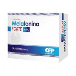 Melatonina Forte 5 mg kaps. 30 kaps.