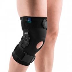 Stabilizator kolana z szynami zamknięty, 1 sztuka