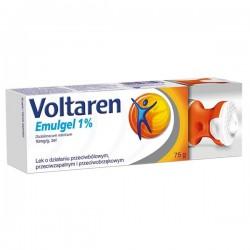 Voltaren Emulgel 1%, 10mg/g, żel, 75g