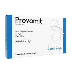 Prevomit, 28 tabletek, ZDROVIT