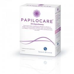 Papilocare, żel dopochwowy, 7 aplikatorów po 5ml