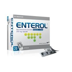 Enterol 250 mg,10 kapsułek