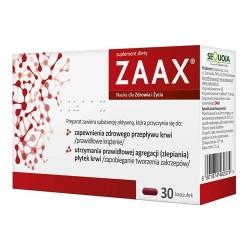 Zaax, 30 kapsułek