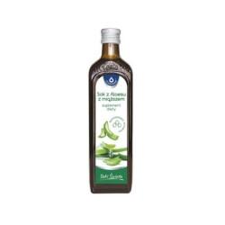 Aloes sok z aloesu z miąższem 500 ml