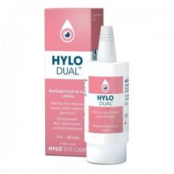 Hylo-Dual, Nawilżające krople do oczu z ektoiną, 10ml