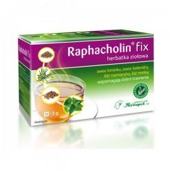 Raphacholin fix, herbatka ziołowa, 20 saszetek