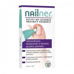 Nailner, sztyft do leczenia grzybicy paznokci, 2w1, 4ml