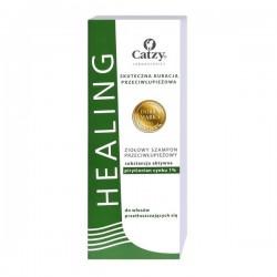 HEALING Herbal, szampon przeciwłupieżowy ziołowy do włosów przetłuszcających się, 200ml
