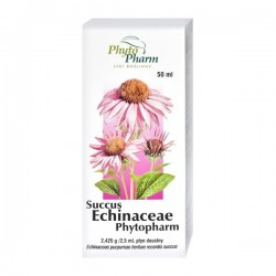Succus Echinaceae, płyn doustny, 50ml