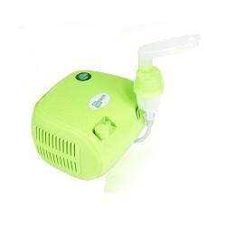 Inhalator  OMNIBUS zielony z torbą 1 sztuka