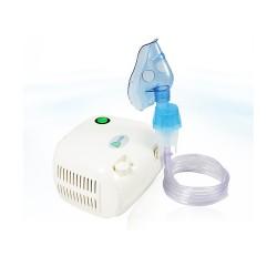 Inhalator OMNIBUS biały z torbą 1 sztuka
