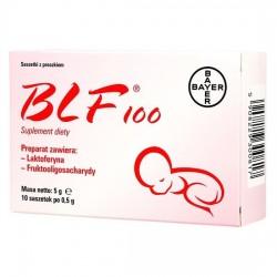 BLF 100, proszek do sporządzania zawiesiny doustnej, 0,5 g x 10 saszetek