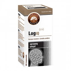 LogIQ, 60 kapsułek
