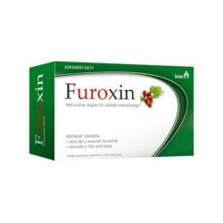 Furoxin tabl. 0,63 g 60 tabl.