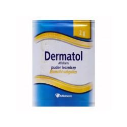 Dermatol Aflofarm puder lecz. 2 g