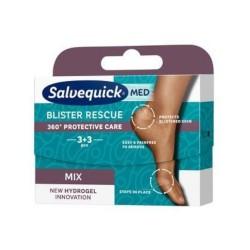Salvequick Blister Rescue p/ na pęche x 6