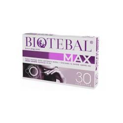 Biotebal Max tabl. 0,01 g 30 tabl.