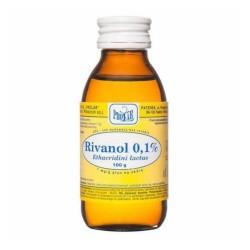 Rivanol 0,1% płyndostos.naskórę 1mg/g 250g