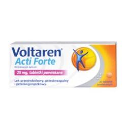 Voltaren Acti Forte tabl.powl. 0,025g 20ta
