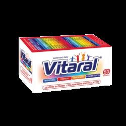 Vitaral, 60 tabletek drażowanych, Jelfa
