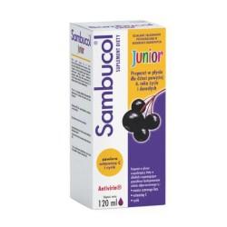 Sambucol Junior płyn 120 ml