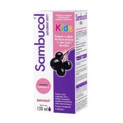 Sambucol Kids płyn 120 ml