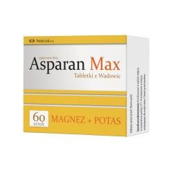 Magnez+vit.B6  + Asparan Max GRATIS tabl.