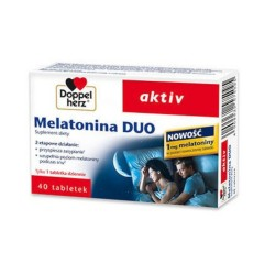 Doppelherz aktiv Melatonina DUO tabl. 40ta