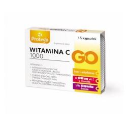 Protego witamina C 1000 Go kaps.żelatyn.tw