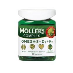 Moller's Complex kaps. 60 kaps.