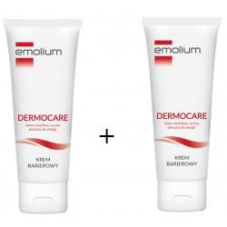 Emolium Dermocare, krem barierowy, DUOPACK, 2x40 ml