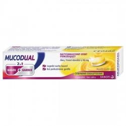 Mucodual 2w1, 18 pastylek