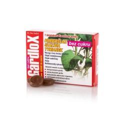 Gardlox , pastylki do ssania bez cukru o smaku wiśniowo - cytrynowym, 16 sztuk