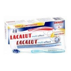 LACALUT MULTI-EFFECT Past.d/zęb. + Szczote
