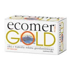 Ecomer GOLD 500 kaps.miękkie 0,5g 60kaps.