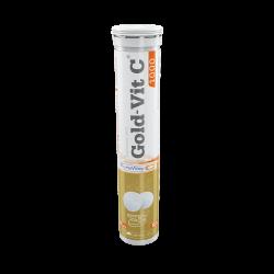 Gold-Vit.C 1000, smak cytrynowy, 20 tabletek musujących, Olimp Labs
