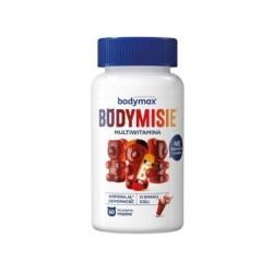 Bodymax Bodymisie o smaku coli żelki 60szt