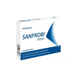 Sanprobi Stress kaps. 20 kaps.