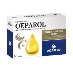 OEPAROL, 60 kapsułek, Adamed