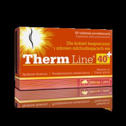 Therm Line 40+, 60 tabletek powlekanych, Olimp Labs