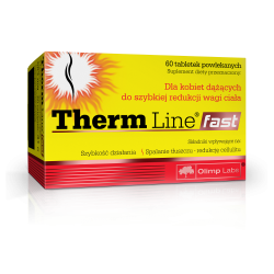 Therm Line Fast, 60 tabletek powlekanych, Olimp Labs