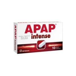 Apap Intense tabl.powl. 0,2g+0,5g 10 tabl.