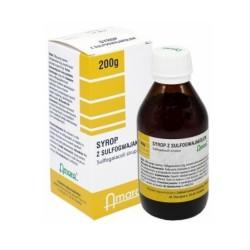 Syrop z sulfogwajakolem 0,06 g/g 125gAMARA