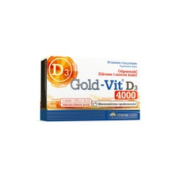 Olimp Gold-Vit D3 4000 tabl. 90 tabl.