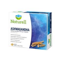 NATURELL Ashwagandha, 60 tabletek